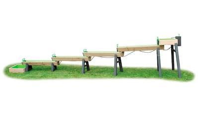 EXIT Set: Wasserbahn »AquaFlow Mega«, L: 475 cm, inkl. Pumpe und Schlauch kaufen