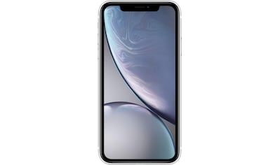 "Apple iPhone XR 6,1"" 64 GB Smartphone (15,5 cm / 6,1 Zoll, 64 GB, 12 MP Kamera) kaufen"