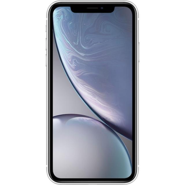 """Apple iPhone XR 6,1"""" 64 GB Smartphone (15,5 cm / 6,1 Zoll, 64 GB, 12 MP Kamera)"""
