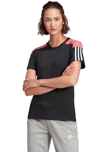 adidas Performance T-Shirt »COLORBLOCK LINEAR TEE« kaufen