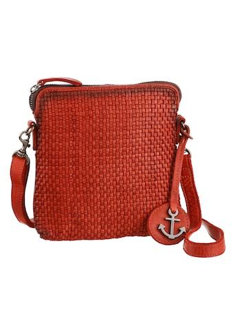 HARBOUR 2nd Mini Bag »B3-9786 sw2-Thelma«, aus Leder mit gefochtener Front und... kaufen