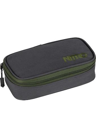 NITRO Federtasche »Pencil Case XL, Pirate Black« kaufen