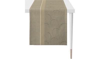 Tischläufer, »1305 Loft Style, Jacquard«, APELT (1 - tlg.) kaufen