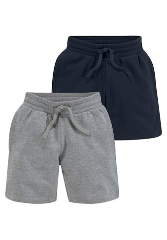 KIDSWORLD Sweatbermudas, (Set, 2 tlg., 2er-Pack) kaufen