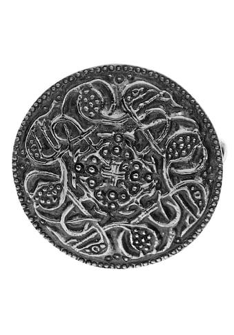 OSTSEE-SCHMUCK Brosche »- Hiddensee 26 mm rund - Silber 925/000 -,« kaufen