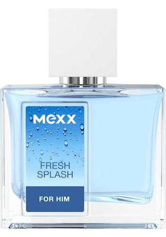 Mexx Eau de Toilette »Fresh Splash For Him« kaufen