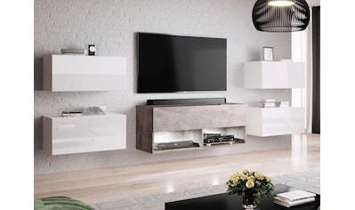 Wohnwand »URBAN III« (Set, 5 - tlg) kaufen