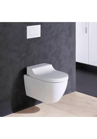 GEBERIT Dusch-WC »AquaClean Tuma«, Classic mit WC-Sitz, mit schmutzabweisender Oberfläche kaufen