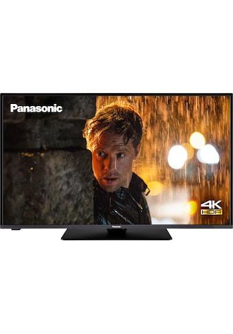 "Panasonic LCD-LED Fernseher »TX-65HXW584«, 164 cm/65 "", 4K Ultra HD, Smart-TV kaufen"