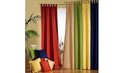 Vorhang, »Sento«, Weckbrodt, Schlaufen 1 Stück kaufen