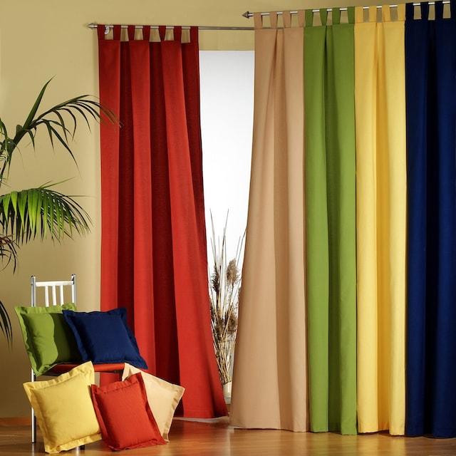 Vorhang, »Sento«, Weckbrodt, Kräuselband 1 Stück