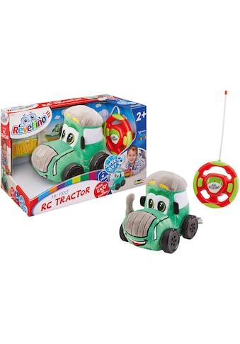 Revell® RC-Traktor »Revellino, Mein erster RC Traktor, 27 MHz«, aus Plüsch kaufen