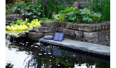 UBBINK Teichbelüfter »Air SOLAR Outdoor«, bis 2.000 l Wasserinhalt kaufen