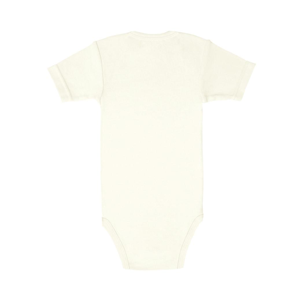 LOGOSHIRT Baby-Body mit niedlichem Idefix-Aufdruck