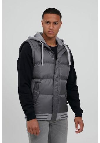 Blend Steppweste »Outerwear 20713196«, Steppweste mit Sweatkapuze kaufen