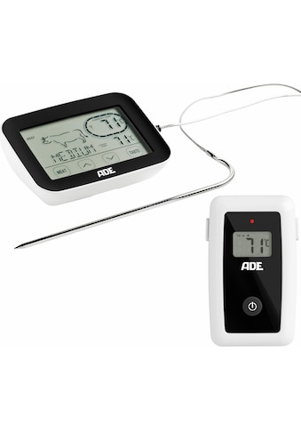 ADE Bratenthermometer »BBQ1408«, Grill-Thermometer mit Touch-Display kaufen