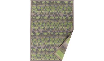 Teppich, »Eltje«, andas, rechteckig, Höhe 7 mm, maschinell gewebt kaufen