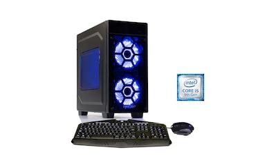 Hyrican Gaming PC i5 - 9400F 16GB RAM 480GB SSD 1TB HDD RTX 2070 »Striker 6368« kaufen