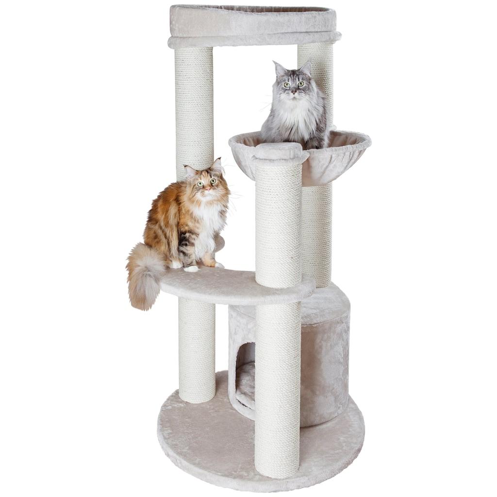 TRIXIE Kratzbaum »XXL Carlos«, hoch, BxTxH: 94x78x159 cm, für große Katzen geeignet
