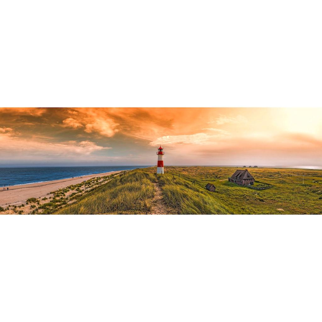 Spiegelprofi GmbH Leinwandbild »Lighthouse«, (1 St.)