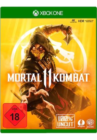Mortal Kombat 11 Xbox One kaufen