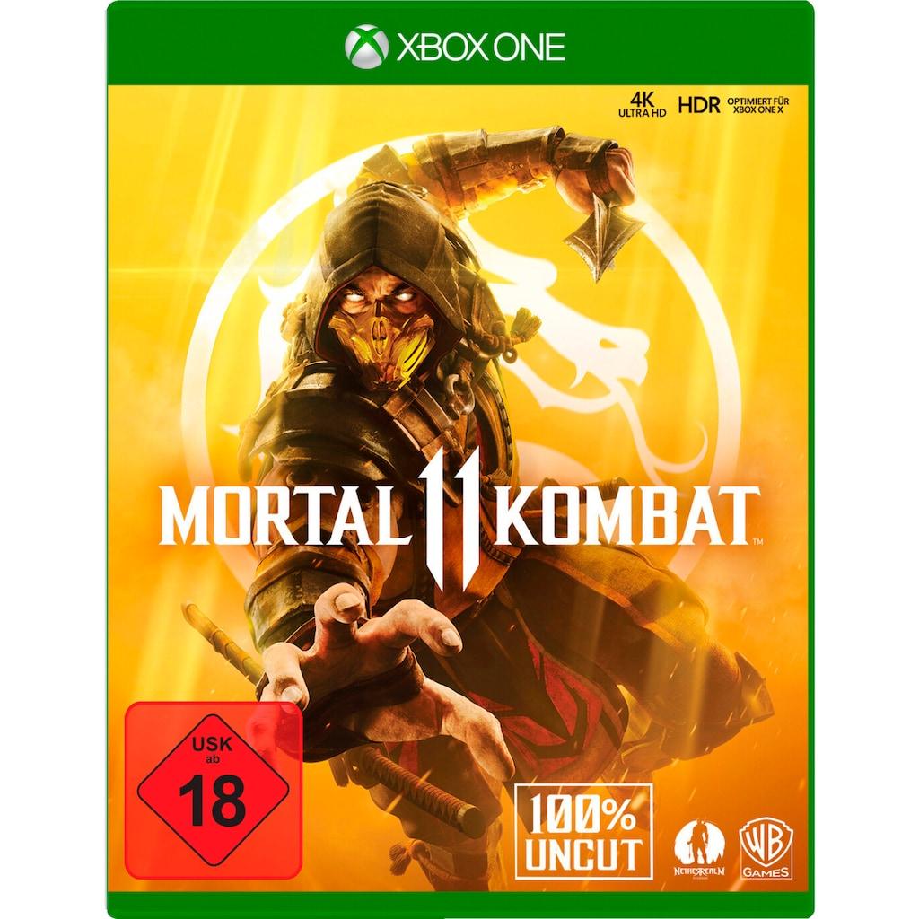 Warner Games Spiel »Mortal Kombat 11«, Xbox One