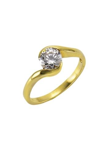 CELESTA Ring »375/ -  Gelbgold Zirkonia« kaufen