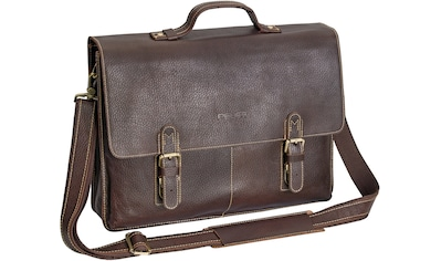 """PEDEA Notebooktasche »Vintage Ledertasche """"San Marcos"""" 17,3"""" (43,9)« kaufen"""