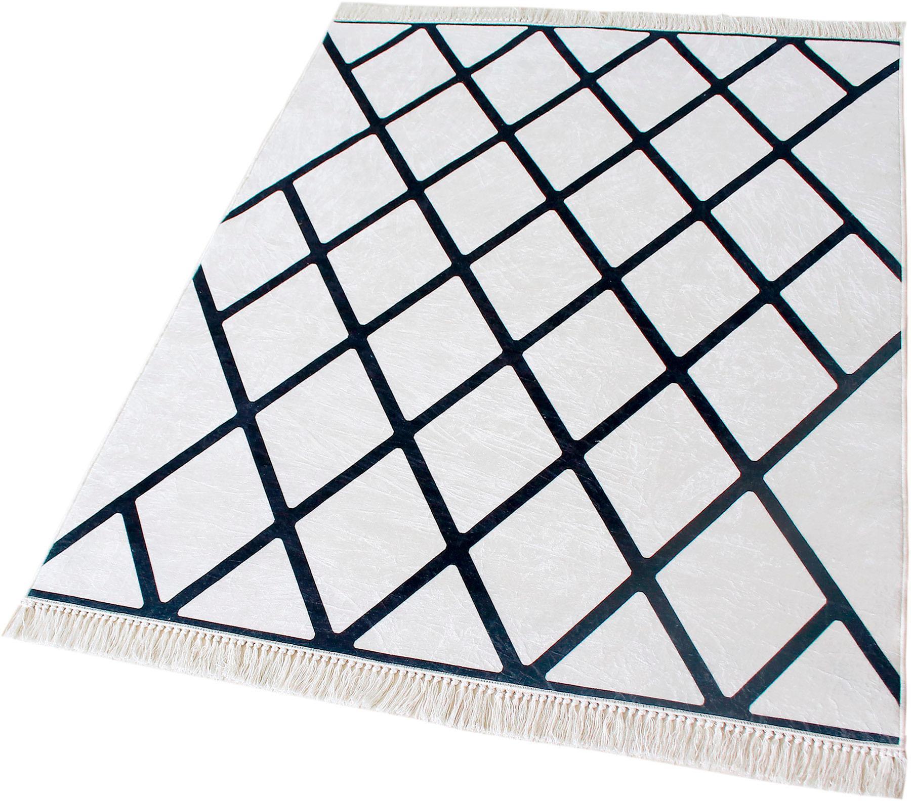 Teppich Caimas 2750 Sehrazat rechteckig Höhe 5 mm gedruckt