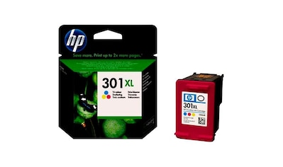 HP »hp 301XL, original,  -  CH564EE  -  c/m/y« Tintenpatrone kaufen
