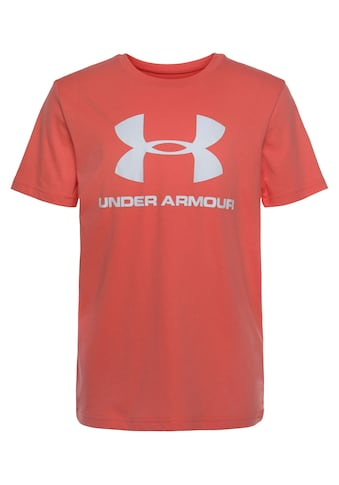 Under Armour® T-Shirt »LOGO SHORTSLEEVE«, Für Kinder kaufen
