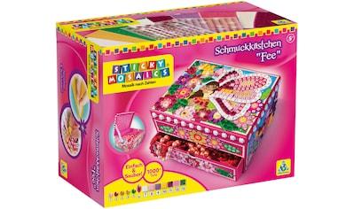 Sticky Mosaics Kreativset »Schmuckkästchen Fee« kaufen