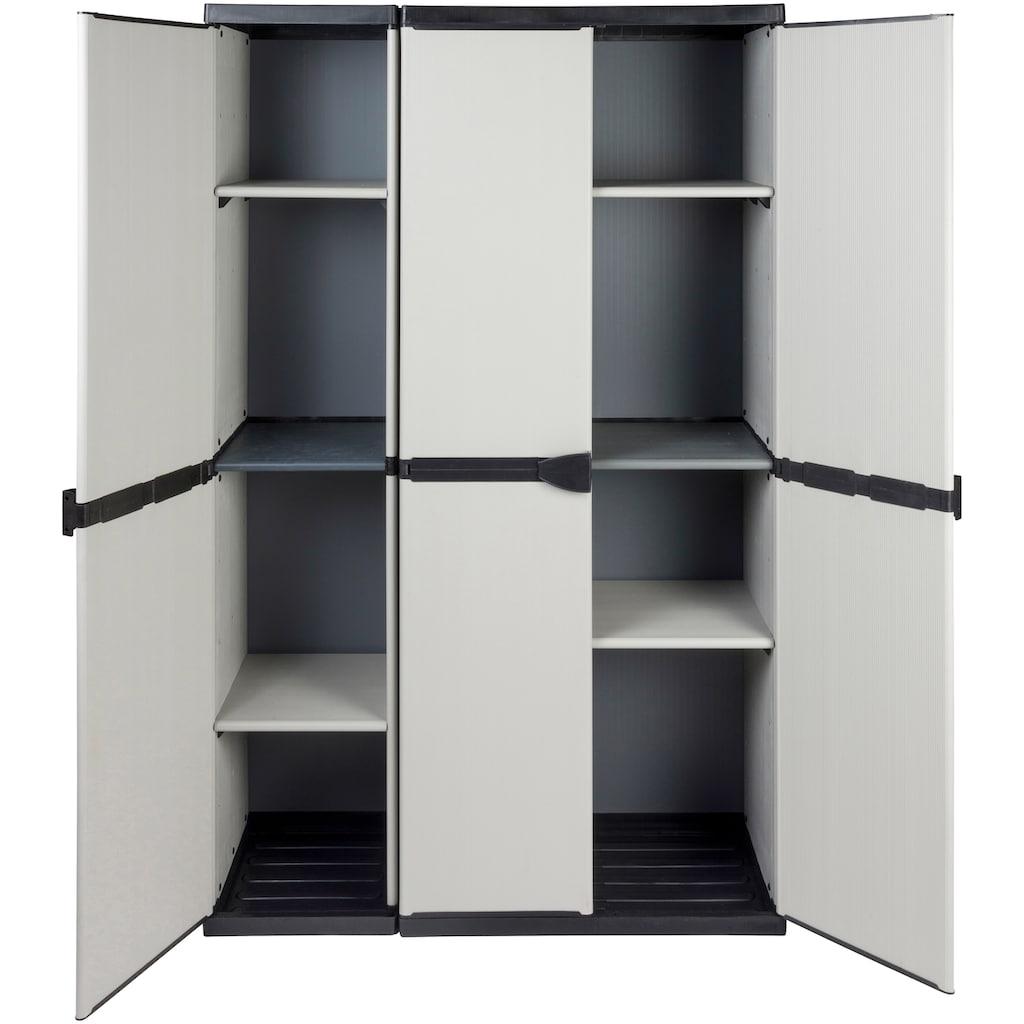 Kreher Spind »Armadio«, (Set), B/T/H: 102x39,5x168 cm, abschließbar