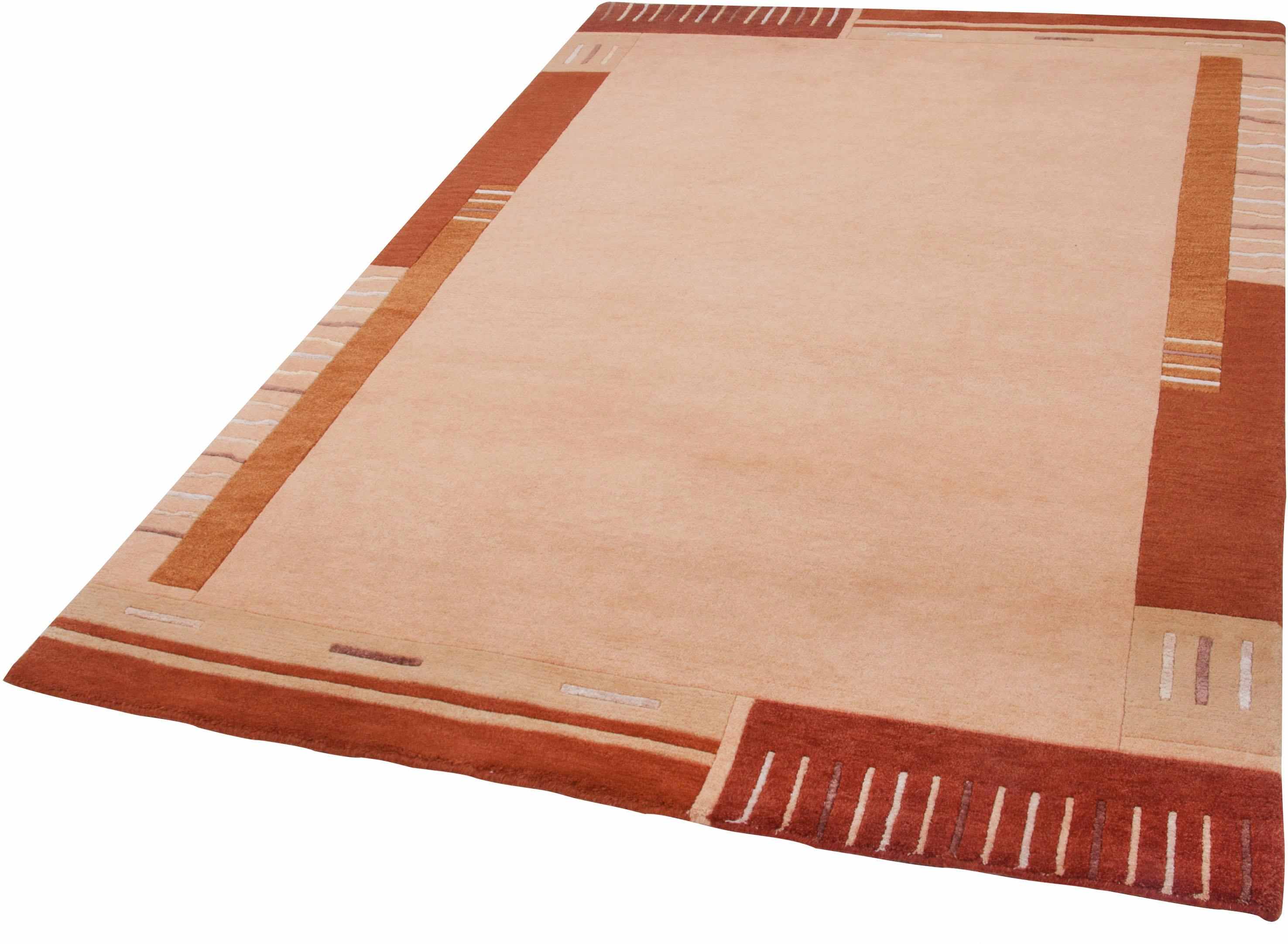 Teppich Vancouver wool THEKO rechteckig Höhe 20 mm manuell geknüpft