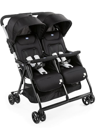 "Chicco Zwillingsbuggy ""OHlalà Twin, Black Night"" kaufen"