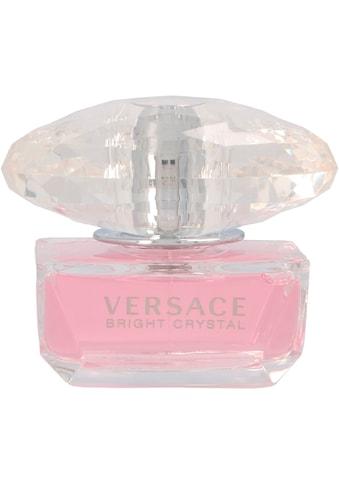 Versace Eau de Toilette »Bright Crystal« kaufen
