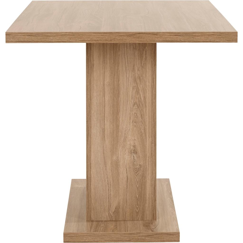my home Säulen-Esstisch »Marion«, Breite 120 cm