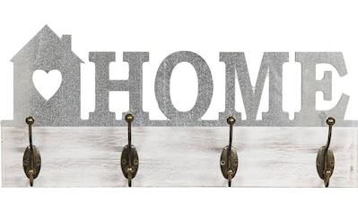 Home affaire Hakenleiste »Home« kaufen