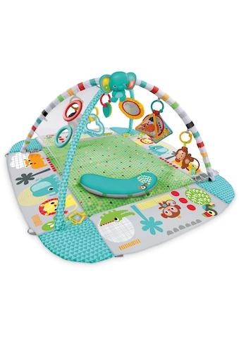 Bright Starts Baby Gym »5-in-1 Spielcenter«, mit Spieldecke kaufen