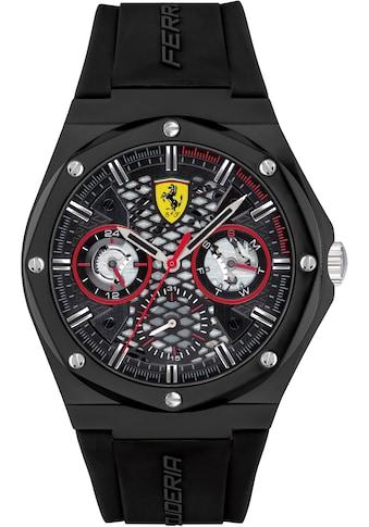 Scuderia Ferrari Multifunktionsuhr »ASPIRE, 0830785« kaufen