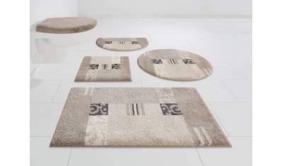 Badematte »Prado«, GRUND exklusiv, Höhe 20 mm, rutschhemmend beschichtet, fußbodenheizungsgeeignet kaufen