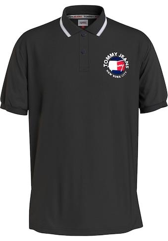 Tommy Jeans Poloshirt »TJM TIMELESS TOMMY POLO« kaufen