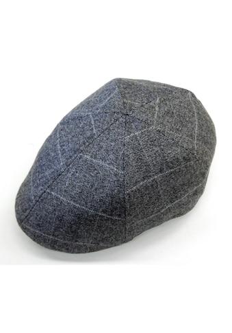 Chaplino Flat Cap, in trendigen Karodesign kaufen