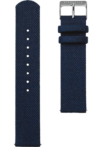 STERNGLAS Uhrenarmband »Nylon 20 nachtblau silber, SBA00/608« kaufen