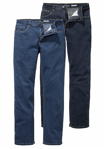 Arizona Stretch - Jeans »John« (Packung, 2 tlg.) kaufen