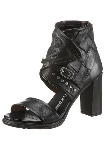 A.S.98 Sandalette »BASILE«, mit modischem Schaft kaufen