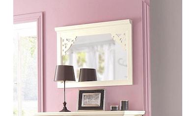 Premium collection by Home affaire Spiegel »Arabeske«, mit schönen kleinen gefrästen... kaufen