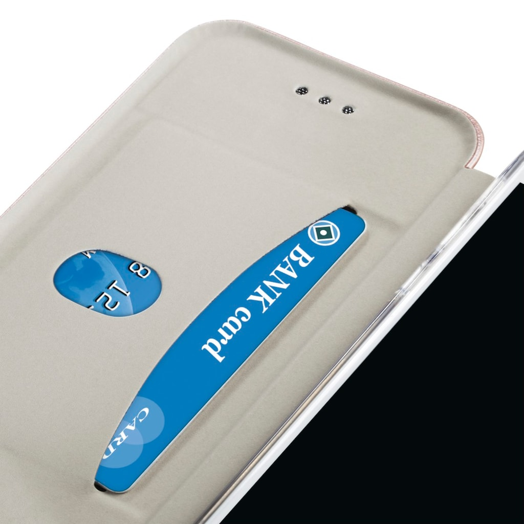 Hama Booklet Handy Smartphone Hülle Tasche Samsung Galaxy S9