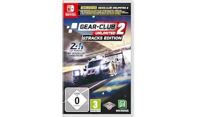 Gear Club Unlimited 2: Tracks Edition Nintendo Switch kaufen
