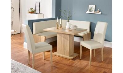 my home Eckbankgruppe »Marion«, (Set, 4 tlg.) kaufen
